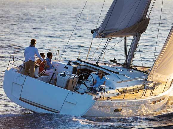Alquiler Sun Odyssey 509 en Ibiza